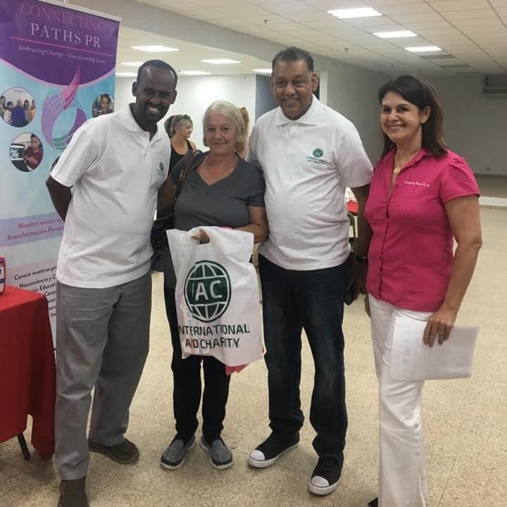iac aid for hurricane 2017 puerto rico